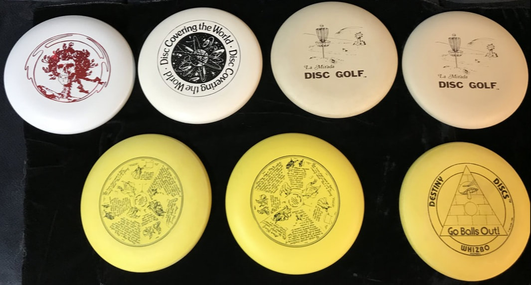 13ed9c603a8 Golf Discs - Marvin s Flying Disc Collection